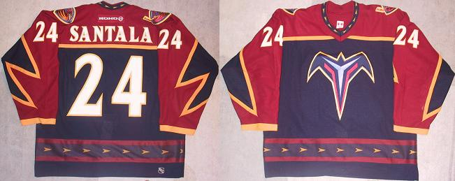 5987f35ec Sold Game Worn NHL Jerseys